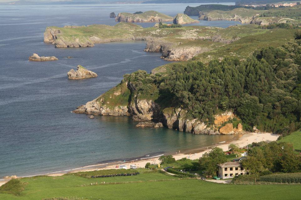 Playa de Toranda - Asturias