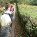 Rutas a caballo por el oriente de Asturias