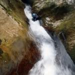 Descenso de cañones por los ríos de Asturias