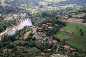 Aldea donde se ubica Casa Rural El Trechal